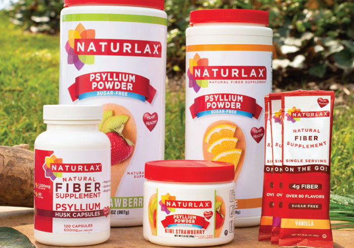Naturlax: Your All-Natural,  Sugar-Free Fiber Supplement